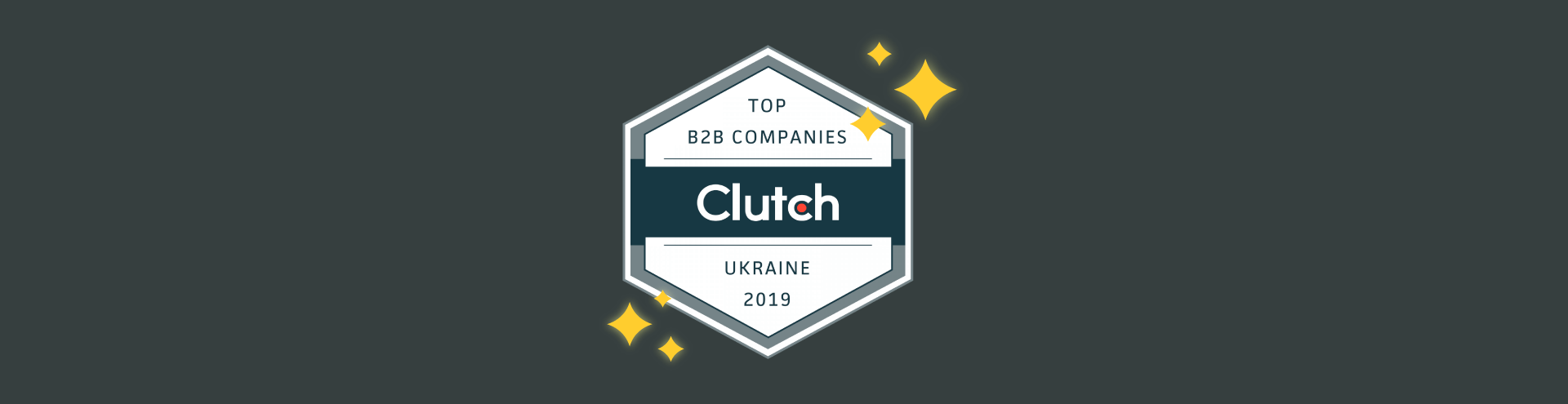 Apiko Recognized as a Top B2B Company by Clutch!