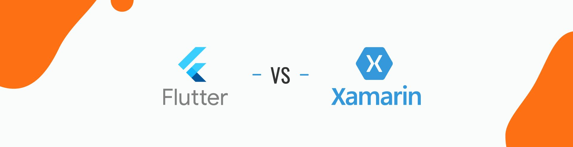 Flutter vs Xamarin: The Complete 2019 Developer's Guide [Infographics Included]