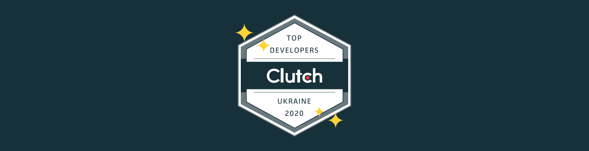 Apiko Named as one of Top Developers in Ukraine by Clutch
