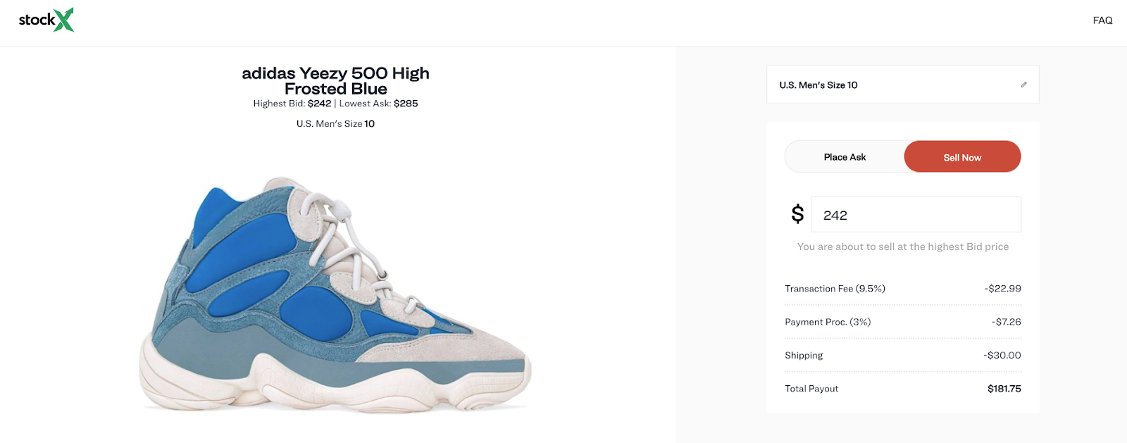 Buying and selling on StockX: How to build an online marketplace platform?